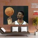 Roy Hibbert Indiana Pacers Nba Huge Giant Print Poster