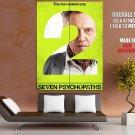 Christopher Walken 2 Seven Psychopaths Movie HUGE GIANT Print Poster