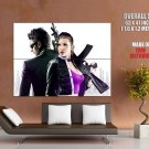 Saints Row Iv Video Game Huge Giant Print Poster