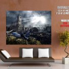 Metro Last Light Video Game Huge Giant Print Poster