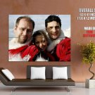 The Real Hustle Discovery Tv Show Huge Giant Print Poster