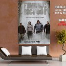 Finding Bigfoot Discovery TV Show HUGE GIANT Print Poster
