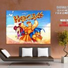 Hercules Walt Disney Art Huge Giant Print Poster