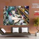 Hot Gamer Girl Video Games Anime Art HUGE GIANT Print Poster