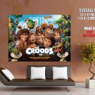 The Croods 2013 Movie Characters HUGE GIANT Print Poster