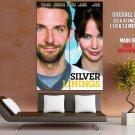 Silver Linings Playbook Movie 2012 HUGE GIANT Print Poster