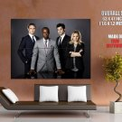 House Of Lies Cast Tv Series Huge Giant Print Poster