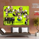 Seven Psychopaths 2012 Movie HUGE GIANT Print Poster