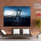 Oblivion 2013 Movie Tom Cruise HUGE GIANT Print Poster
