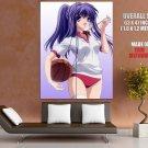 Kyou Fujibayashi Clannad Basketball Art HUGE GIANT Print Poster