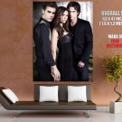 Ian Nina Paul Vampire Diaries Tv Huge Giant Print Poster