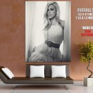 Kendra Wilkinson Hot Bw Huge Giant Print Poster