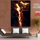 Ghost Rider Spirit Of Vengeance HUGE GIANT Print Poster