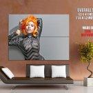 Nicki Minaj Singer Music Huge Giant Print Poster