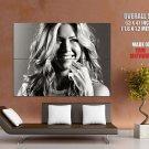 Jennifer Aniston Hot Actress Bw Huge Giant Print Poster