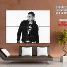 Jay Sean Rapper Hip Hop Singer Bw Huge Giant Print Poster