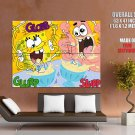 Spongebob Square Pants Patrick Star HUGE GIANT Print Poster