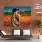 Robbie Williams Hot Singer Music HUGE GIANT Print Poster