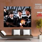 The Beatles Band Legend Music Huge Giant Print Poster