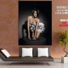 Rihanna Hot Rn B Singer Music Huge Giant Print Poster