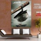 Inglourious Basterds Movie Baseball Bat HUGE GIANT Print Poster