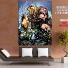 Green Lantern Vs The Weaponer Comics Art HUGE GIANT Print Poster