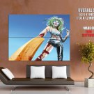 Hot Girl Blood Weapon Art Huge Giant Print Poster
