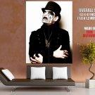 King Diamond Music Singer Huge Giant Print Poster