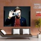 Oliver Stanley Olly Murs Singer Music HUGE GIANT Print Poster