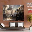 World War 2 Military Art Huge Giant Print Poster