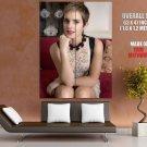 Emma Watson Cute Hot Actress Huge Giant Print Poster