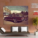 Dodge Charger Muscle Car Huge Giant Print Poster