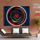 Pendulum Il Silico Album Drum Bass HUGE GIANT Print Poster