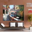 Passage To San Marco Venice Italy Art HUGE GIANT Print Poster