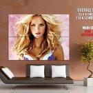 Erin Heatherton Hot Blonde Model HUGE GIANT Print Poster