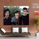Yeah Yeah Yeahs Indie Rock Band Music HUGE GIANT Print Poster