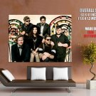 Of Monsters And Men Band Indie Folk Music HUGE GIANT Print Poster