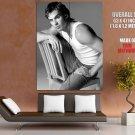 Ian Somerhalder Hot Actor Bw Huge Giant Print Poster