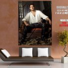 Henry Cavill Count Of Monte Cristo Hot Actor HUGE GIANT Print Poster