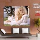 Scarlett Johansson Hot Actress HUGE GIANT Print Poster