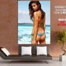 Sara Sampaio Sexy Bikini Hot Model HUGE GIANT Print Poster