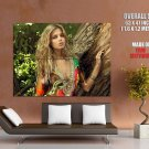 Danielle Knudson Kn Sexy Hot Model HUGE GIANT Print Poster