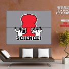 Science Nuclear Cloud Cool Art HUGE GIANT Print Poster