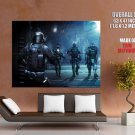 Resident Evil Operation Raccoon City Game HUGE GIANT Print Poster