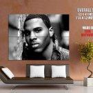 Jason Derulo Bw R B Singer Music Huge Giant Print Poster