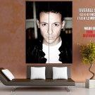 Chester Bennington Portrait Singer Music HUGE GIANT Print Poster
