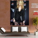 Kesha Rose Sebert Hot Singer Music HUGE GIANT Print Poster
