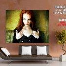 Simone Simons Epica Hot Singer Music HUGE GIANT Print Poster
