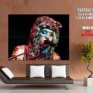 Kesha Rose Sebert Live Singer Music HUGE GIANT Print Poster