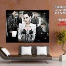 Nemesea Manda Ophuis Gothic Metal Music HUGE GIANT Print Poster